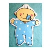 материалы для скрапбукинга на тему рождения ребенка вы найдете здесь - множество милых штучек