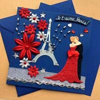 Готовые открытки ручной работы к праздникам