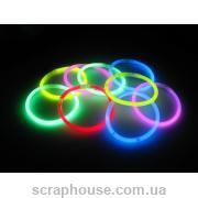 Светящийся неоновый браслет