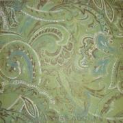 Бумага для скрапбукинга Artemio Узоры на зеленом