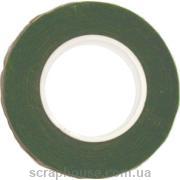 Флористическая тейп-лента зеленая