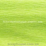 Креп-бумага Pistachio Ursus, размер 50х250см, 32 г/м2, пр-во Ursus (Германия)