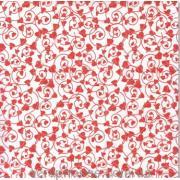 Кондитерская декоративная бумага Сердечки