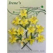 Набор цветов Лилии желтые