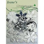 Набор цветов White для скрапа