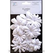 Набор цветов Весенний сад Классические белые