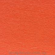 Креп-бумага Orange Folia, размер 50х250см, 32 г/м2, пр-во Folia (Германия)