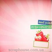 Бумага для скрапбукинга Spring Fling & Summer Days 39