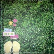 Бумага для скрапбукинга Spring Fling & Summer Days 31