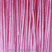 сутажный шнур розовый