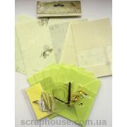 Скрап-набор для создания открыток