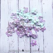 Пайетки Цветочки маленькие перламутровые
