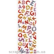 Наклейки Алфавит