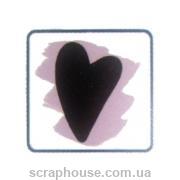 Штамп резиновый Сердце
