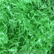 Рафия бумажная соломка светло-зеленая