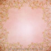 Скрапбумага Розовые мечты First Edition Spring Feast