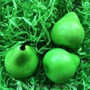 Груша зеленая декоративная мини