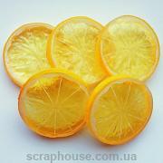 Лимонная долька декоративная