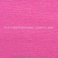Креп-бумага Pink Ursus, размер 50х250см, 32 г/м2, пр-во Ursus (Германия)