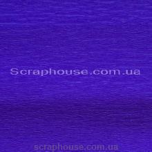 Креп-бумага Ultramarine Ursus , размер 50х250см, 32 г/м2, пр-во Ursus (Германия)