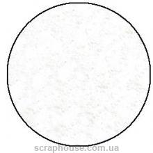 Фетр листовой белый
