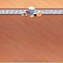 Бумага для скрапбукинга URSUS Кофе со сливками