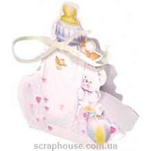 Упаковка к подарку для новорожденного