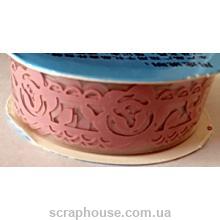 декоративный скотч - кружевная самоклеющаяся лента