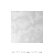 """Картон дизайнерский белый перламутровый """"Изморозь"""""""