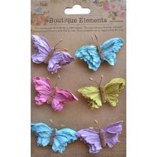 Набор бабочек Французский карнавал